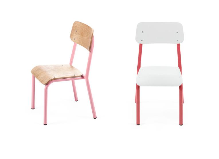 Declercq Mobilier : Tubular Furniture | Flodeau.com