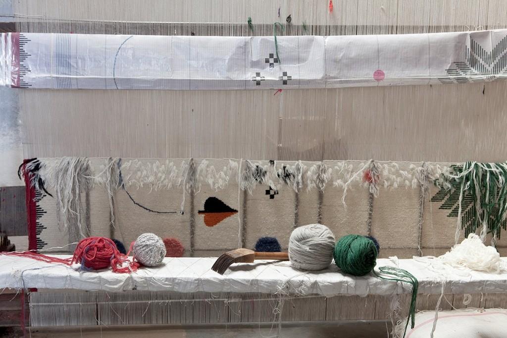 Rabari Rug by Nipa Doshi & Jonathan Levien for Nanimarquina | Flodeau.com