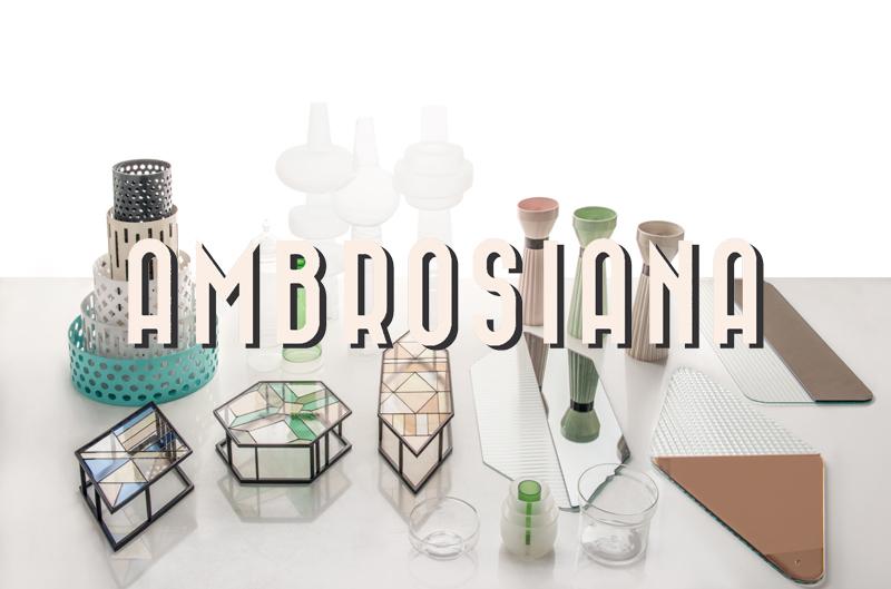 Cristina Celestino, Serena Confalonieri and Elena Salmistraro : Ambrosiana Collection - Flodeau.com