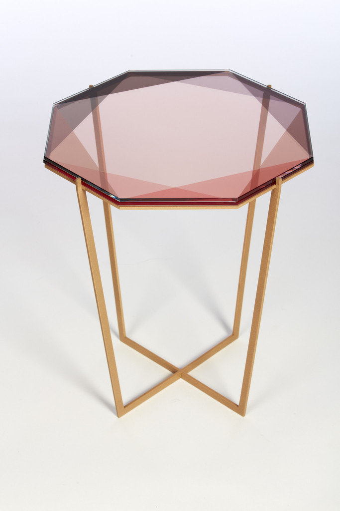 Gem Coffee Table by Debra Folz | Quick Dose of Inspiration #43 | Flodeau.com