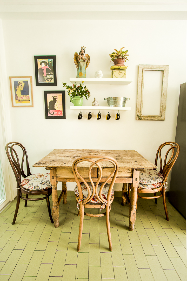 HOME TOUR : Nicole's Charming House in Miraflores, Lima