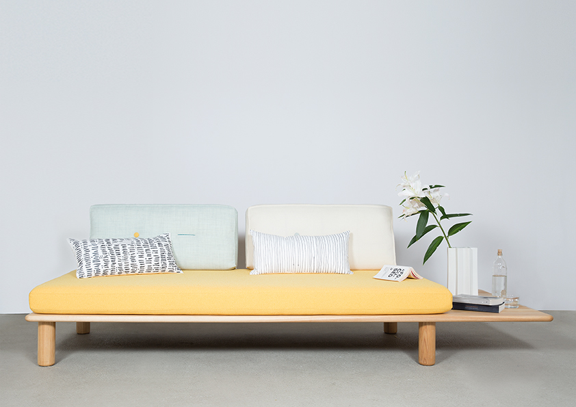 Sushi Sofa by Studio Joa Herrenknecht | Quick Dose of Inspiration #43 | Flodeau.com
