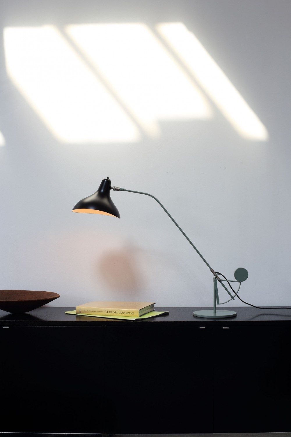 BS3 table lamp by Bernard Schottlander | Quick Dose of Inspiration #43 | Flodeau.com