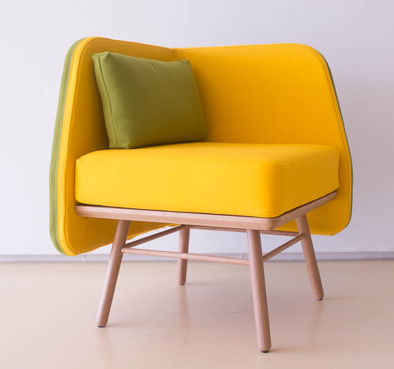 Bi Silla chair by Silvia Ceñal for Two.Six |Quick Dose of Inspiration #43 | Flodeau.com