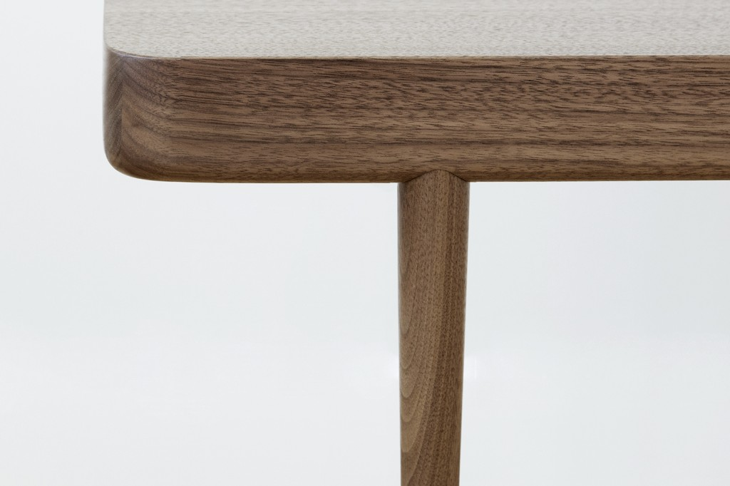 Leg Detail - Union Nightstands by Piet Houtenbos
