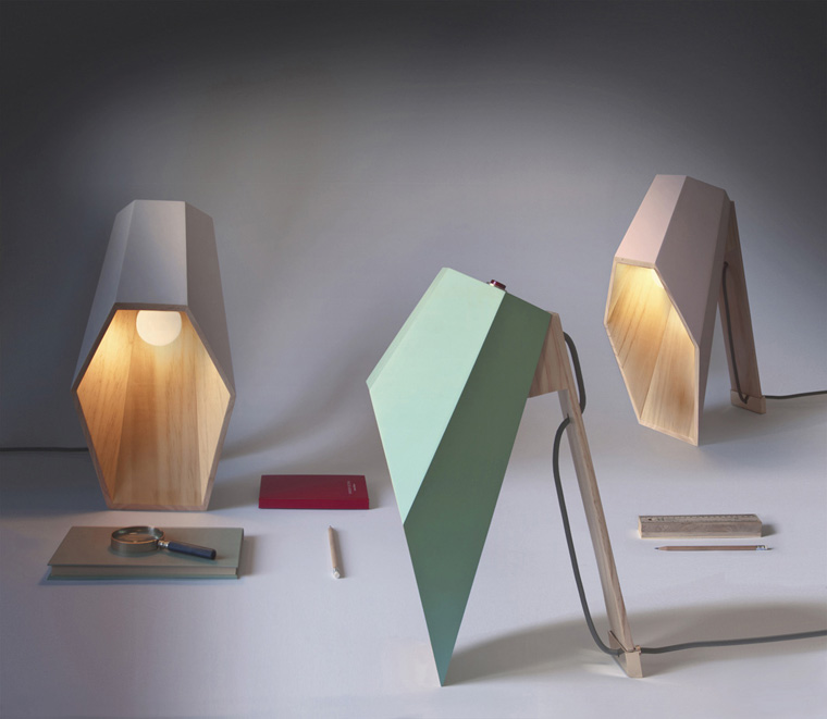 Woodspot Lamp by Alessandro Zambelli for Seletti | Flodeau.com