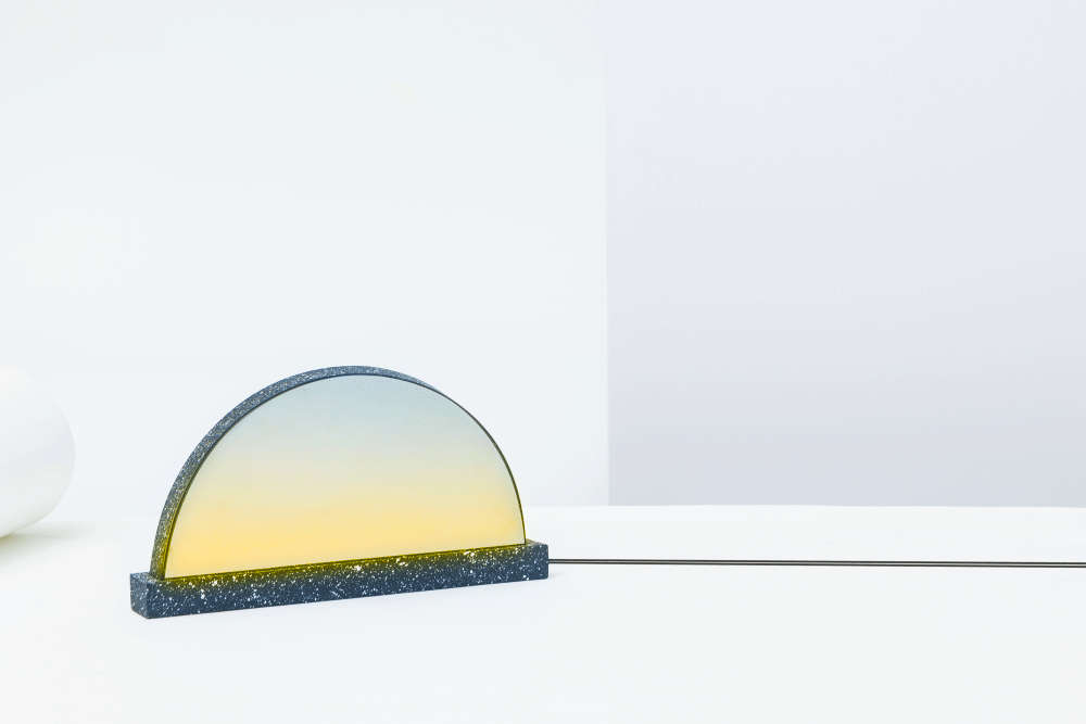 Patch of Sky Lamp - Sunny