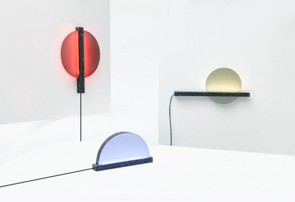 Fabrica : Patch of Sky Lamps