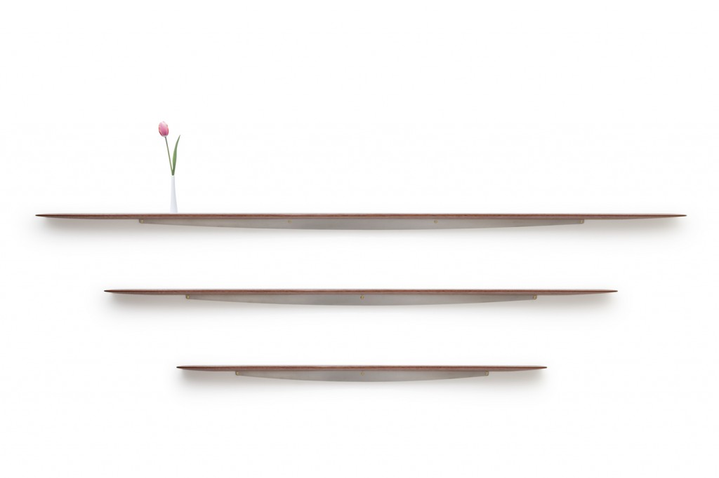 Propeller Shelves by Piet Houtenbos