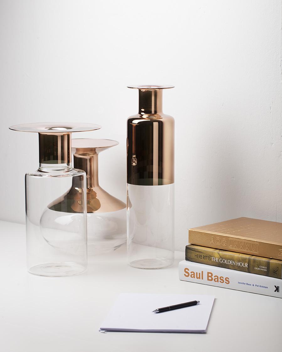Giorgio Bonaguro : Tapio Vases