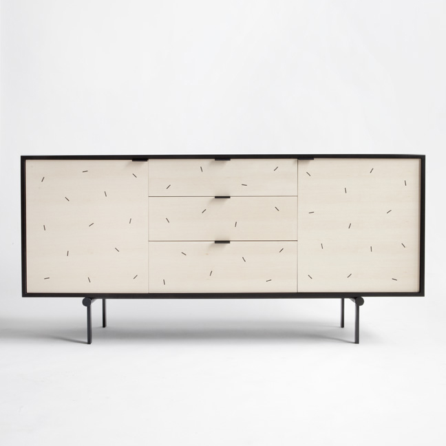 Confetti Credenza by Moving Mountains