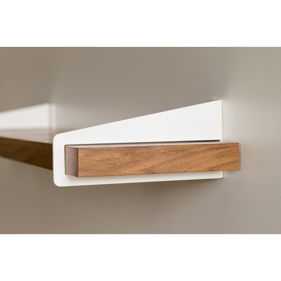 Shelf brackets by Quartertwenty