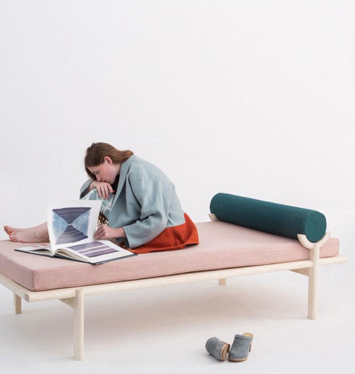 Crescent Lounge by Vonnegut / Kraft  | Flodeau.com