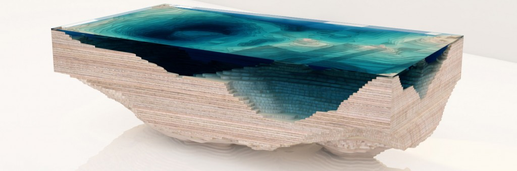 The Abyss Table by Christopher Duffy / Duffy London