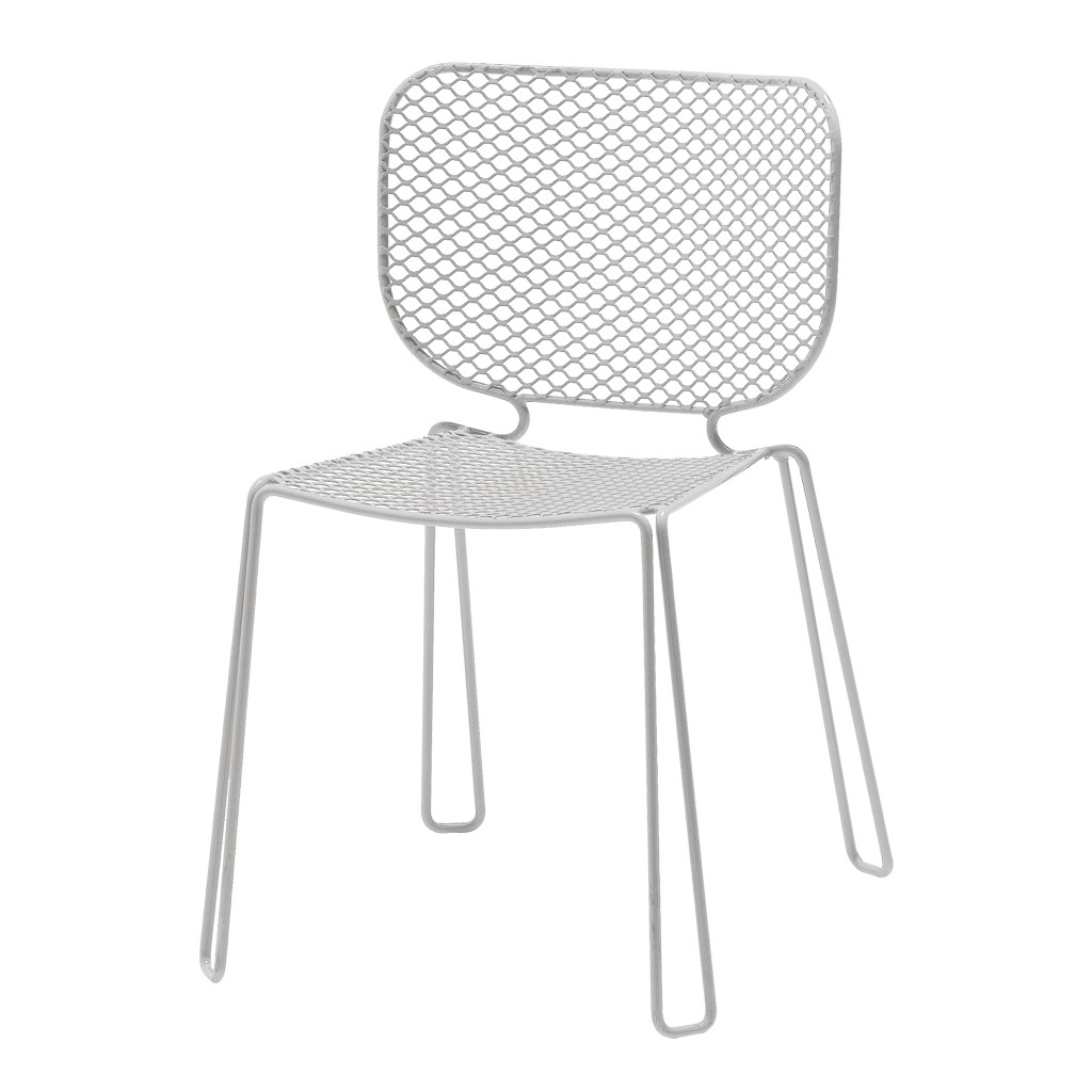 Ivy outdoor chair by Paola Navone for EMU
