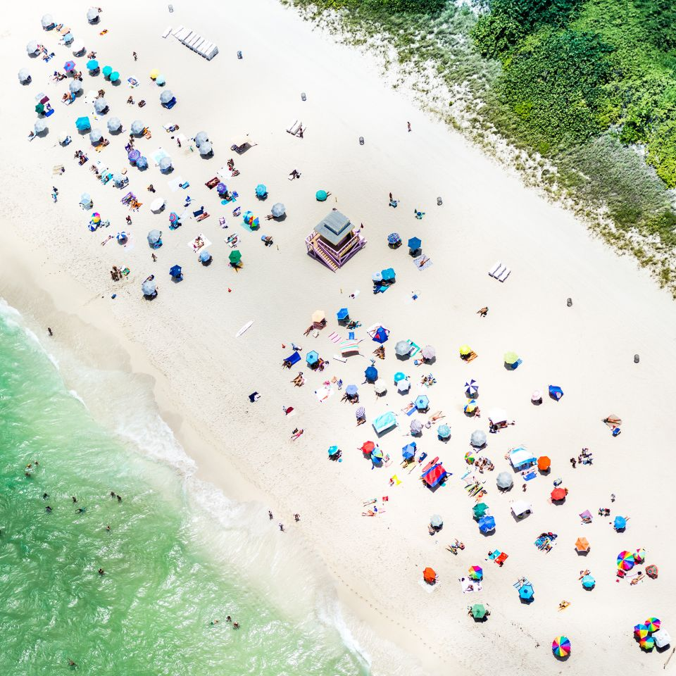 Antoine Rose : Aerial Beach Photography