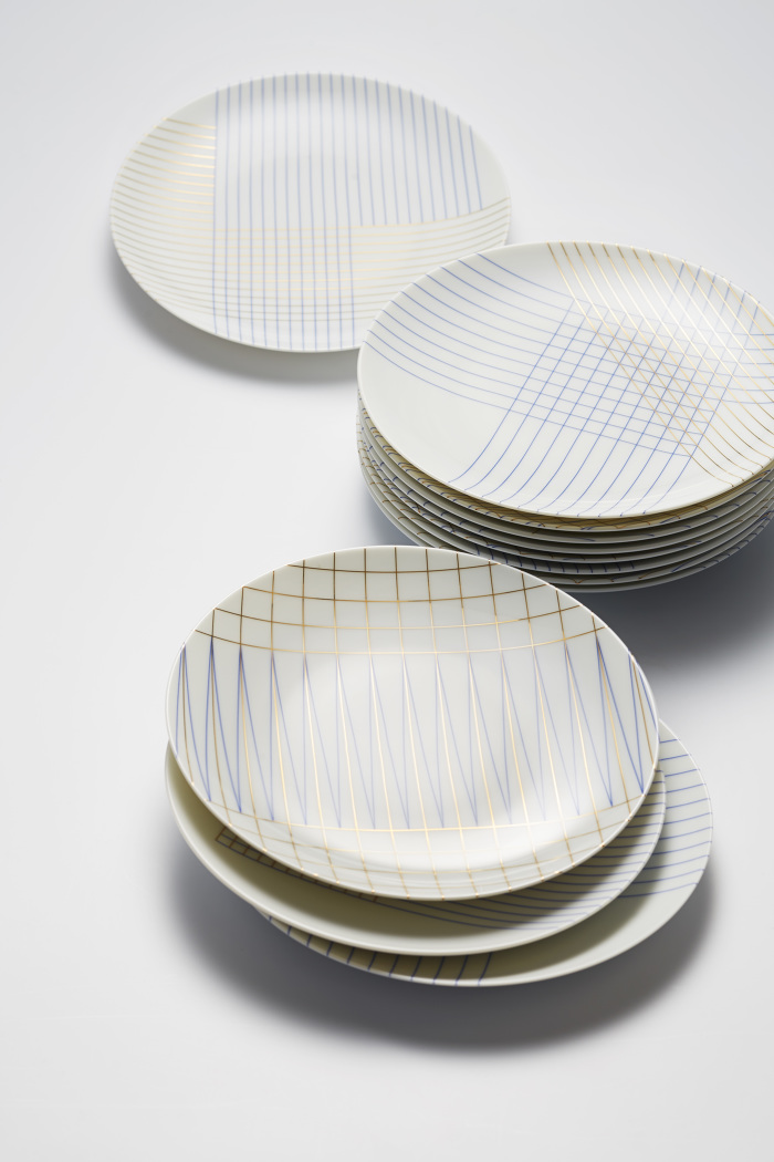 Mix and Match Plates by Leslie David for TH MANUFACTURE | Flodeau