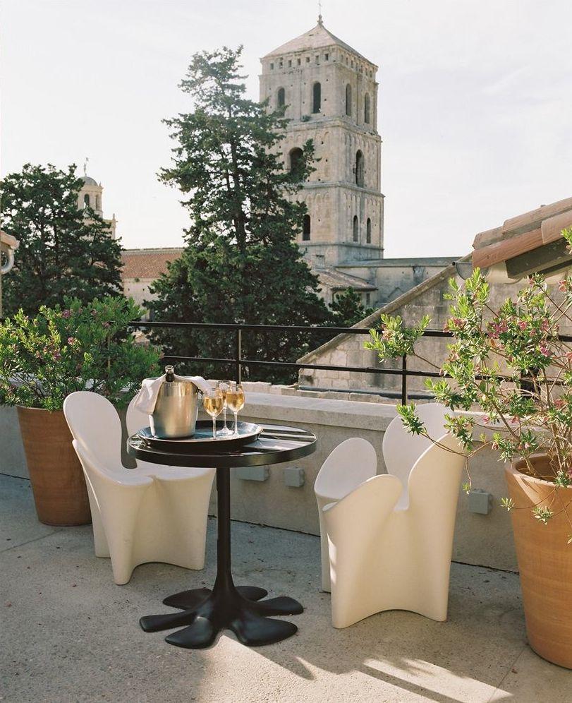 Hôtel du Cloître in Arles, France | Flodeau.com