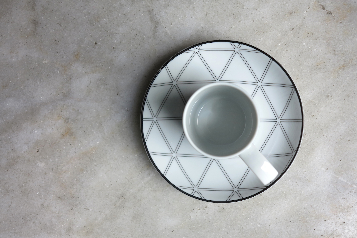 Orquestra porcelain tableware by david/nicolas for Vista Alegre | Flodeau