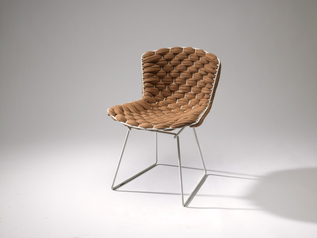 Bertoia Chair Revisité by Clément Brazille | Flodeau.com