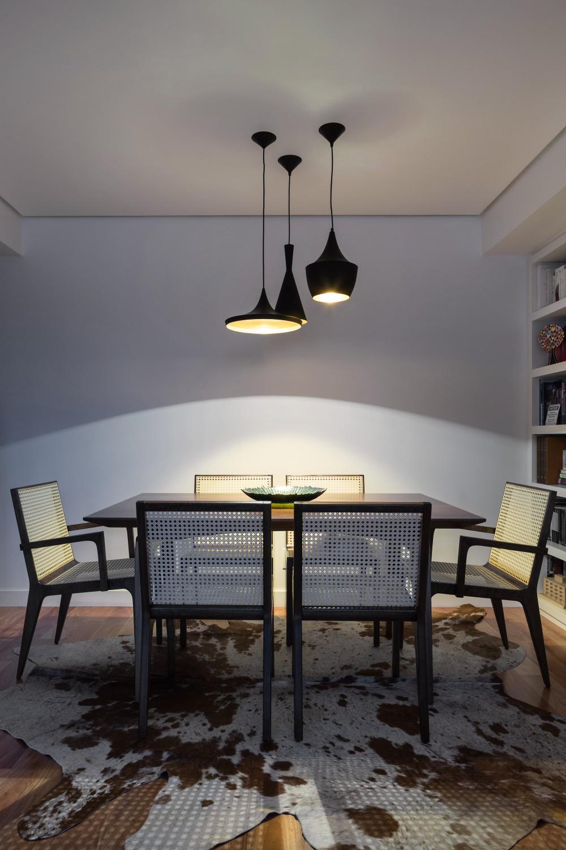 Bom Fim Apartment by 0E1 Arquitetos | Flodeau