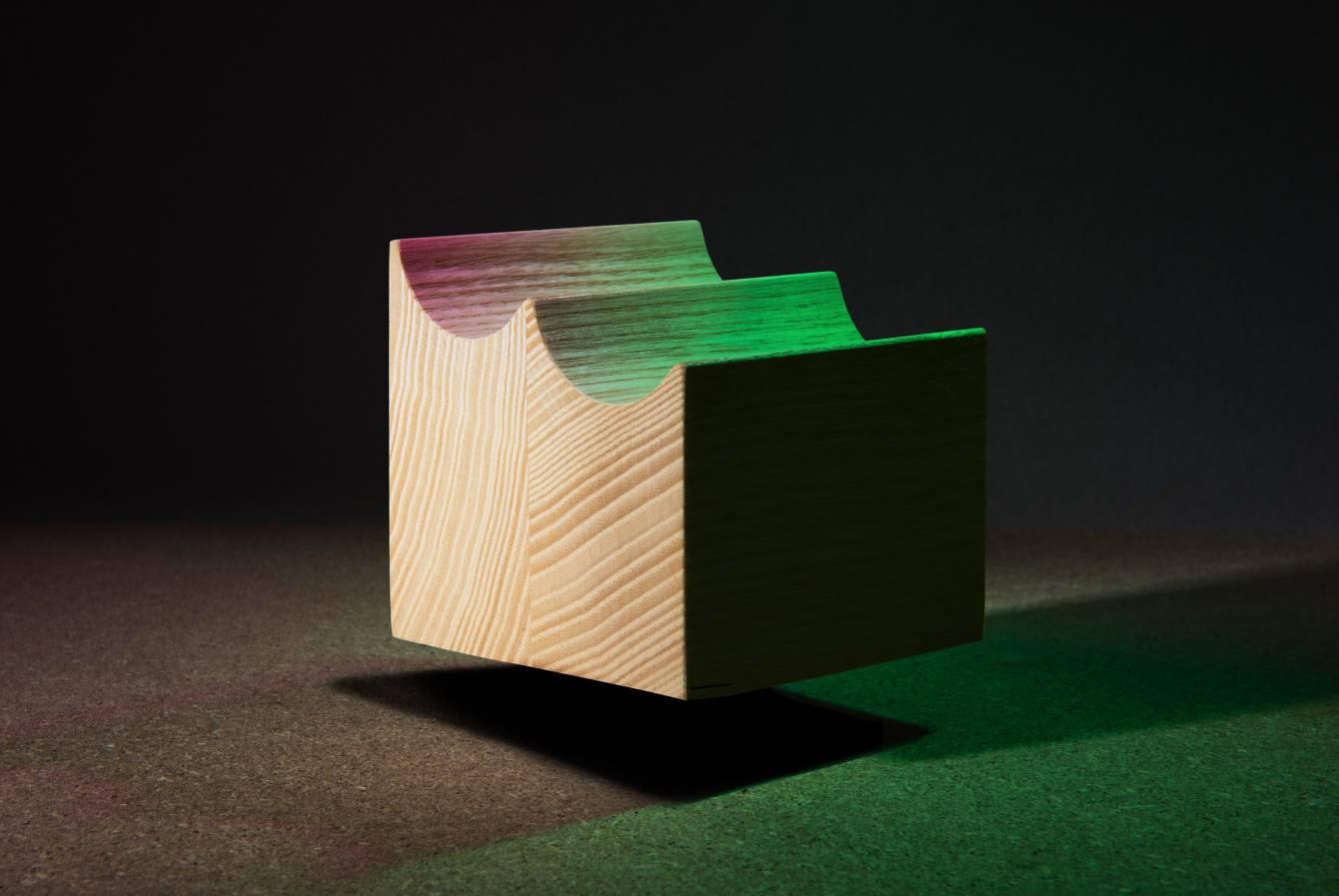 UU desk tray by Linn Kandel, Dimitri Bähler and Ismaël Studer | Flodeau.com
