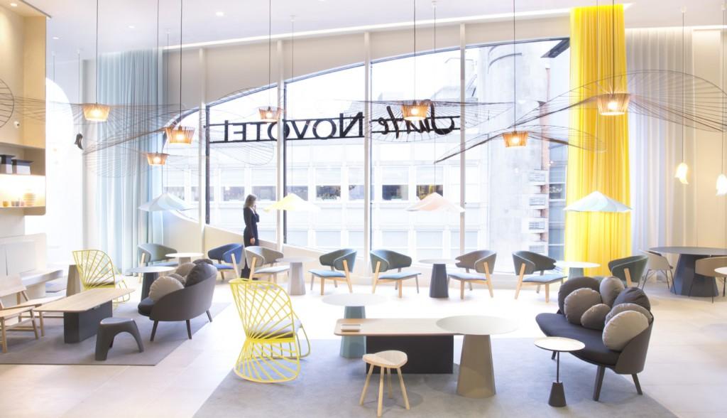 Suite Novotel Accor by Constance Guisset | Flodeau.com
