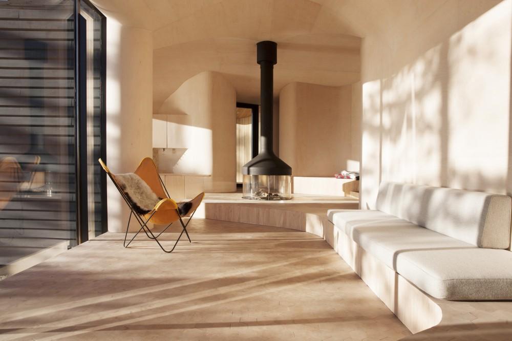 Cabin Norderhov by Atelier Oslo | Flodeau.com