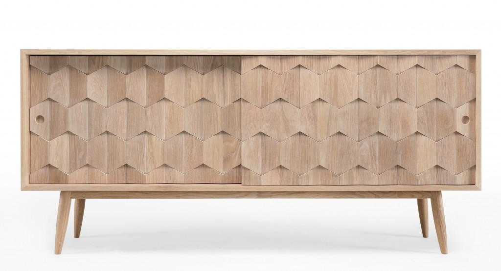Scarpa sideboard by WEWOOD | Flodeau.com