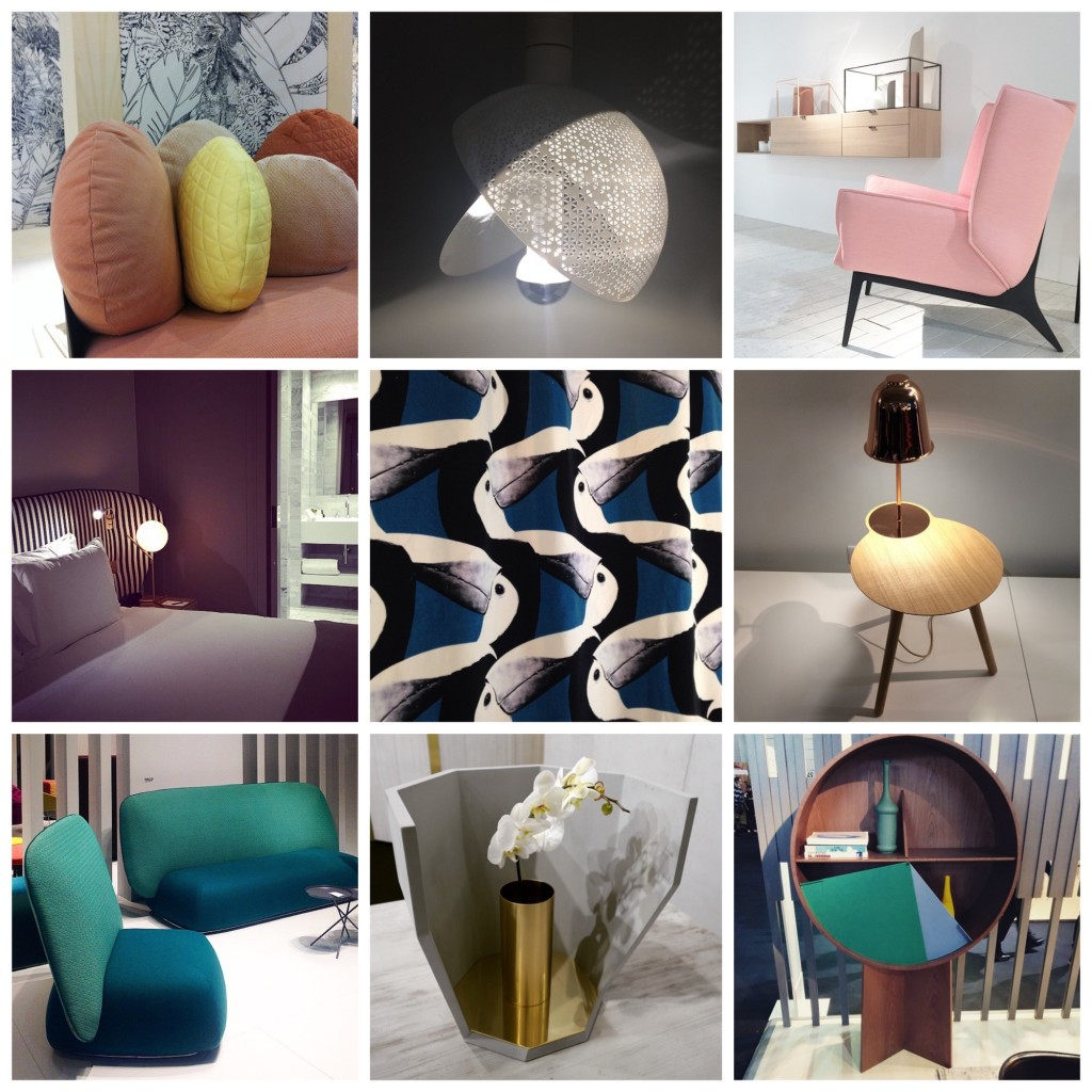 THE WEEK'S BEST INSTAGRAMS : Special Maison&Objet January 2015 | Flodeau.com