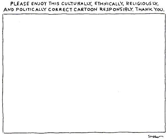 Robert Mankoff from The New Yorker - Sept 2012 #JESUISCHARLIE