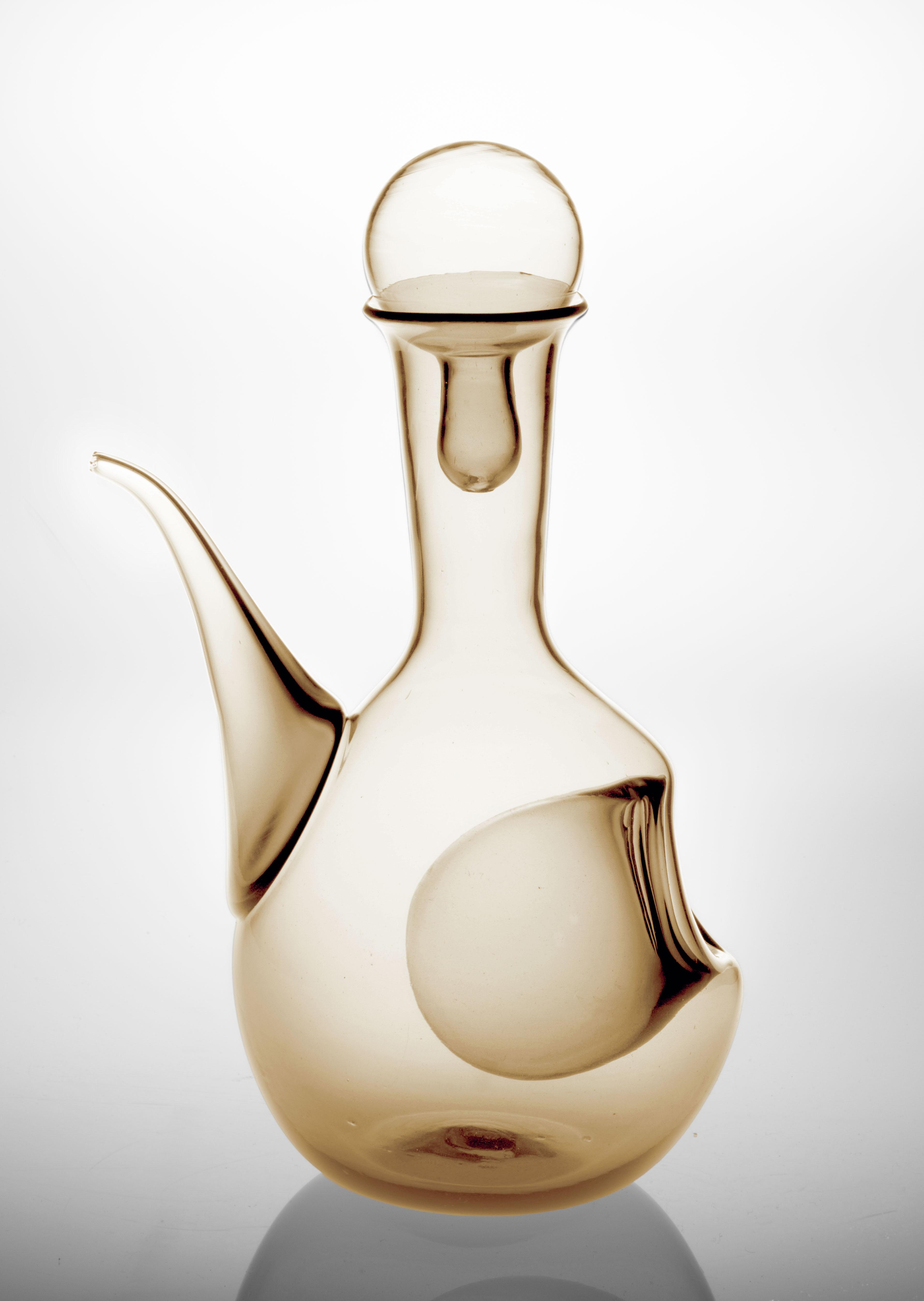 Ice Cruet oil jar by Segno Italiano | Flodeau.com