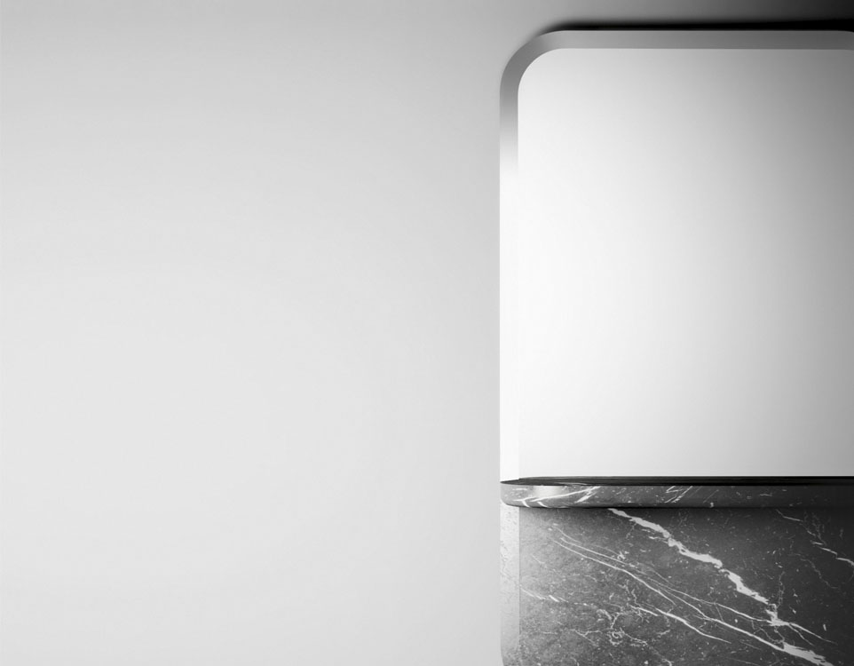 Sylvain Willenz for Retegui : Alaka mirror | Flodeau.com