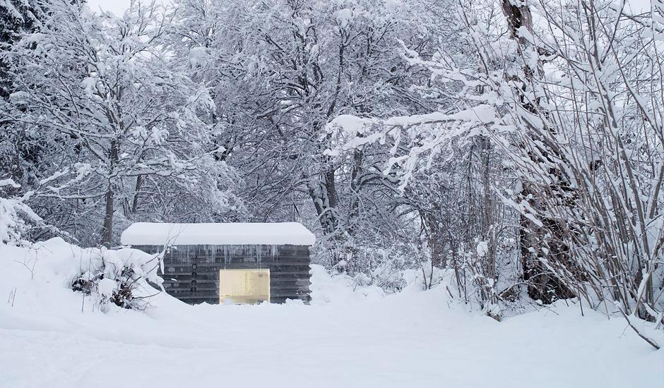 Refugi Lieptgas by Nickisch Sano Walder Architekten | Flodeau.com