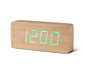 Wooden alarm clock BEECH by Lexon