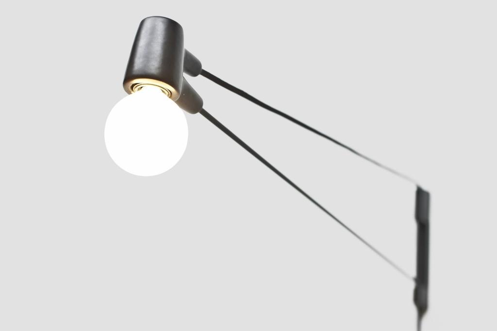 Cord Lamp by Brendan Ravenhill | Flodeau.com