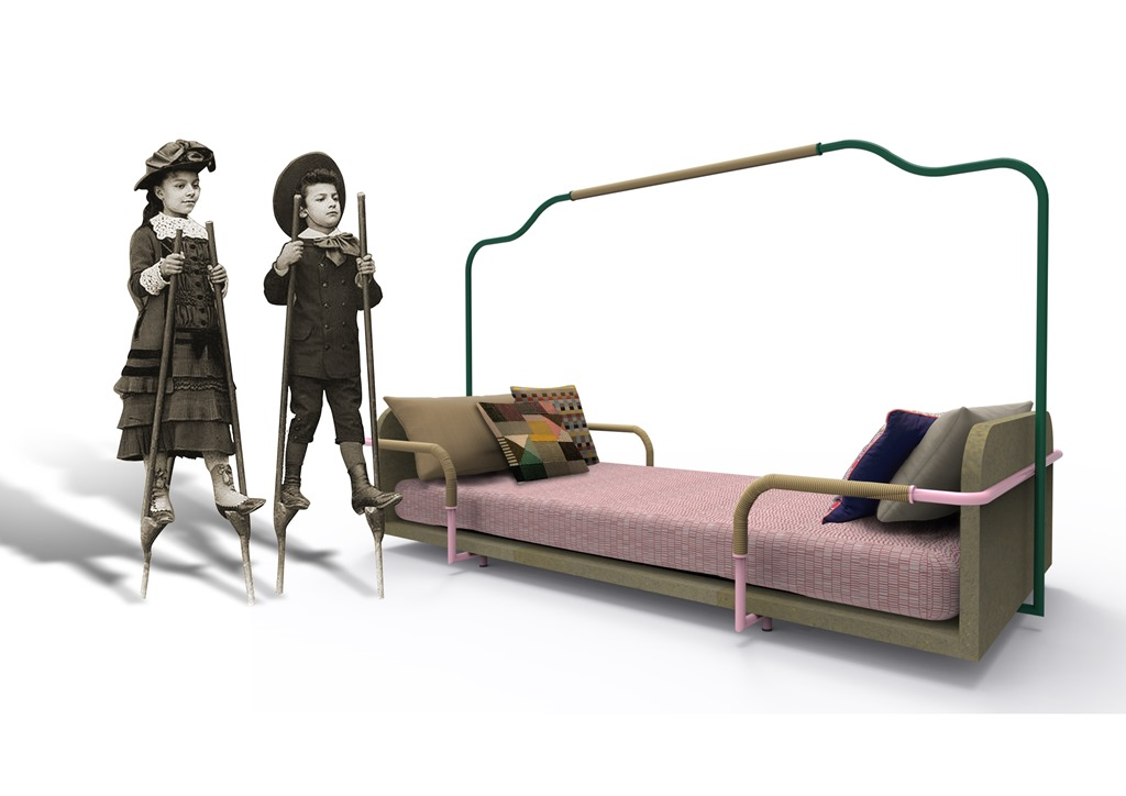 """Cose Da Bocia"" kids furniture by Studio Uda Architetti 