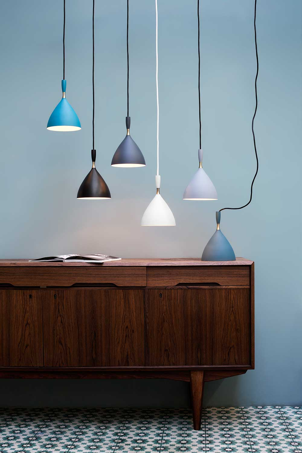 Dokka lamp by Northern Lighting | Flodeau.com #MDW2015