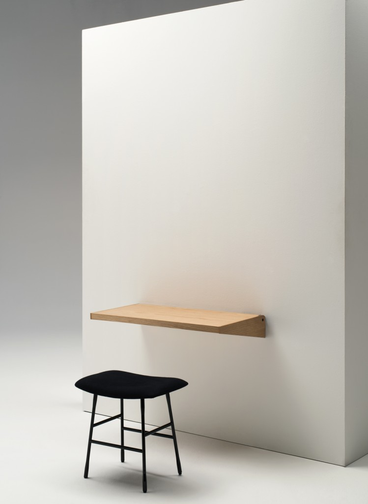 FJU desk by kaschkasch for Living Divani | Flodeau.com #MDW2015