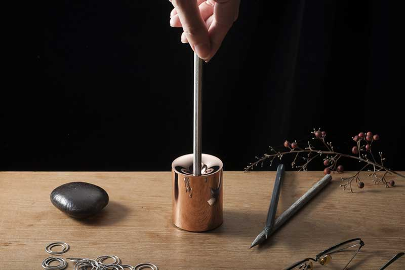 pencil sharpener by Beyond Object | Flodeau.com #MDW2015