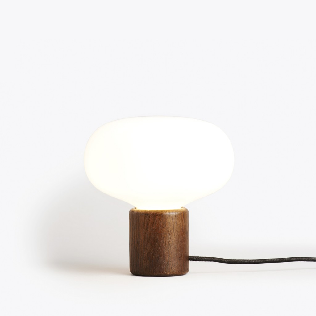 Karl-Johann table lamp by New Works | Flodeau.com #MDW2015