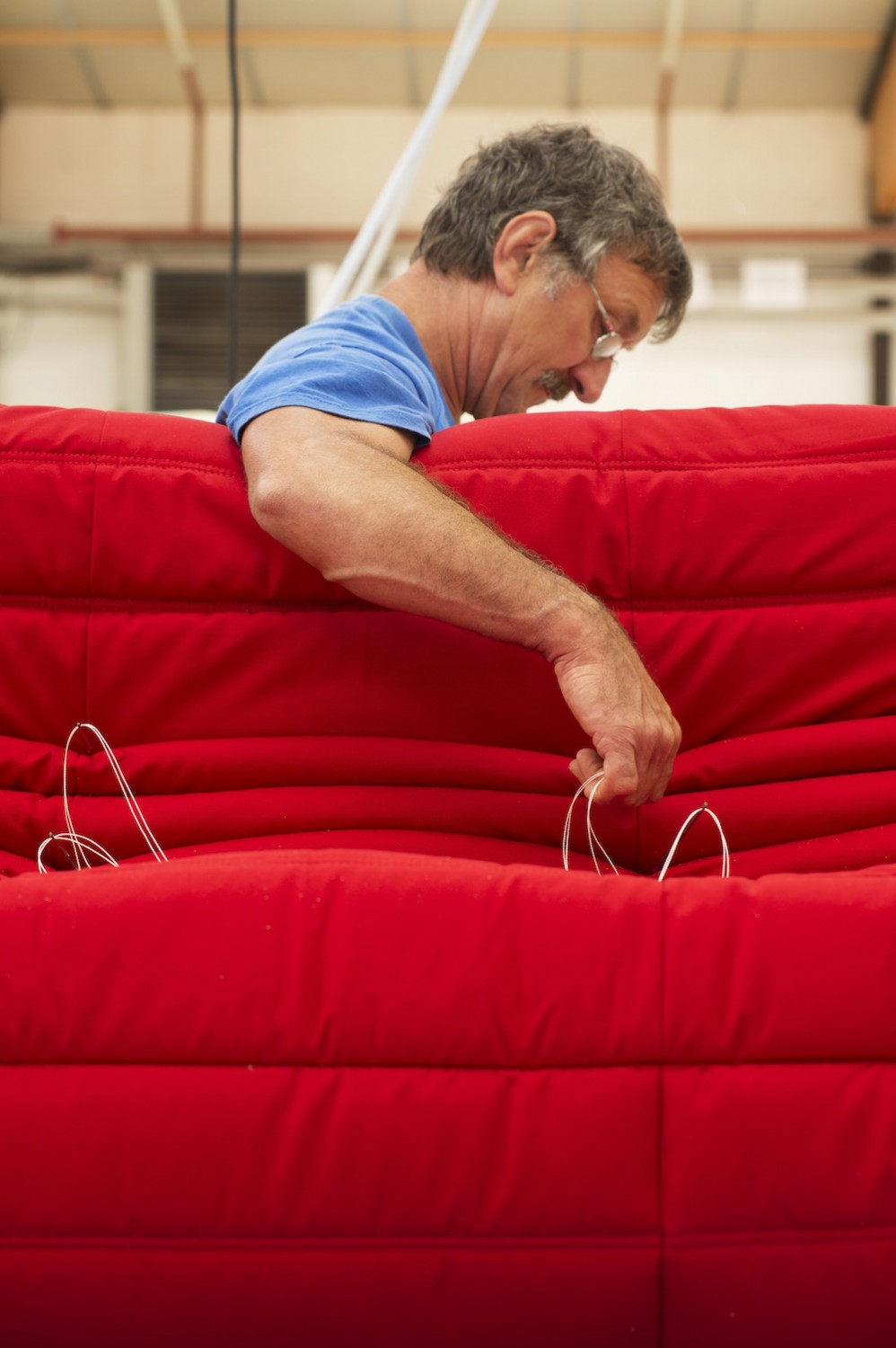 Win a Ligne Roset TOGO armchair on Flodeau.com { DESIGNERS' DAYS 2015 }