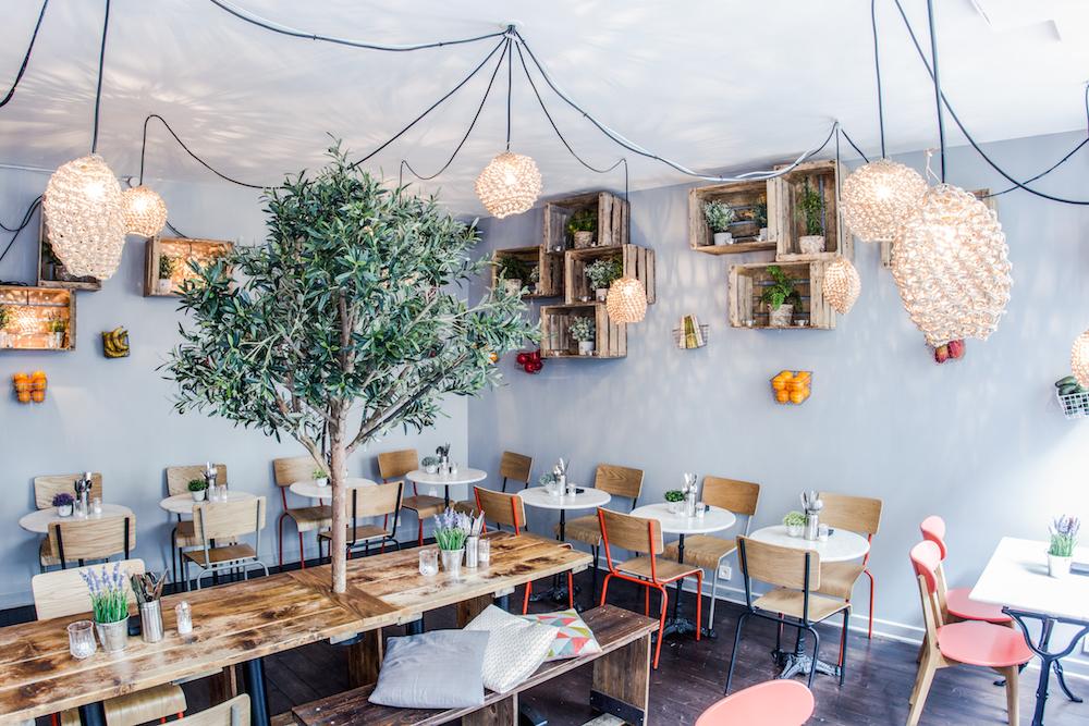 La Mangerie, Tapas Restaurant in Paris | Flodeau.com
