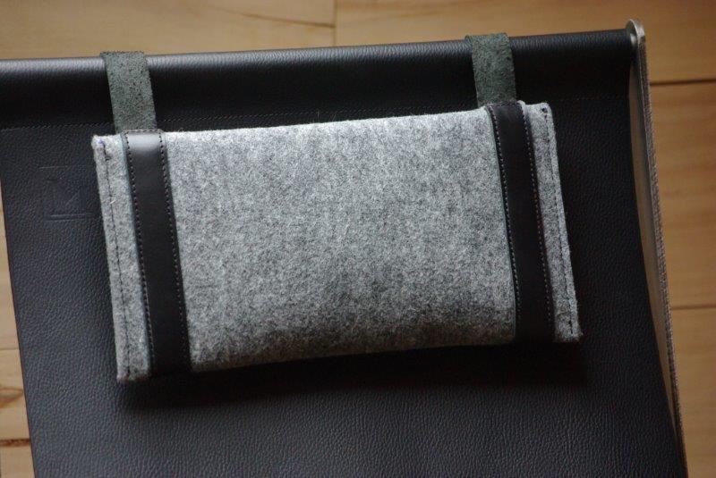 C head-rest cushion by Mumo | Flodeau.com