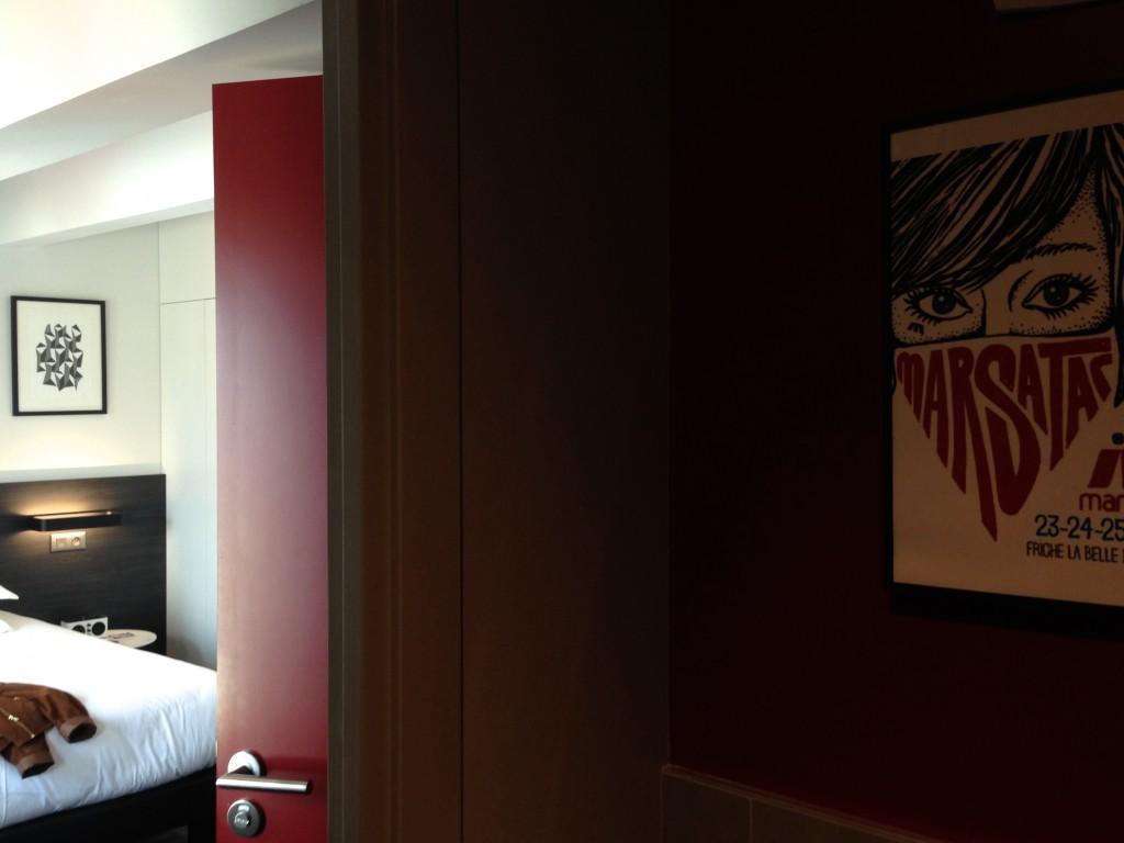 Alex Hotel // A Trip to Marseille #choosemarseille | Flodeau.com