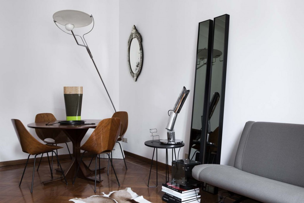 Home Tour : Designer Cristina Celestino's home in Milan | Flodeau.com | Photo © Cristina Galliena Bohman