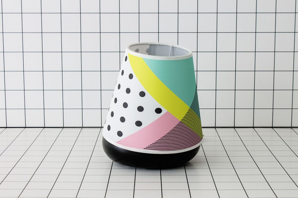 The Macarons Postmodern table lamp by Davide G. Aquini | Flodeau.com