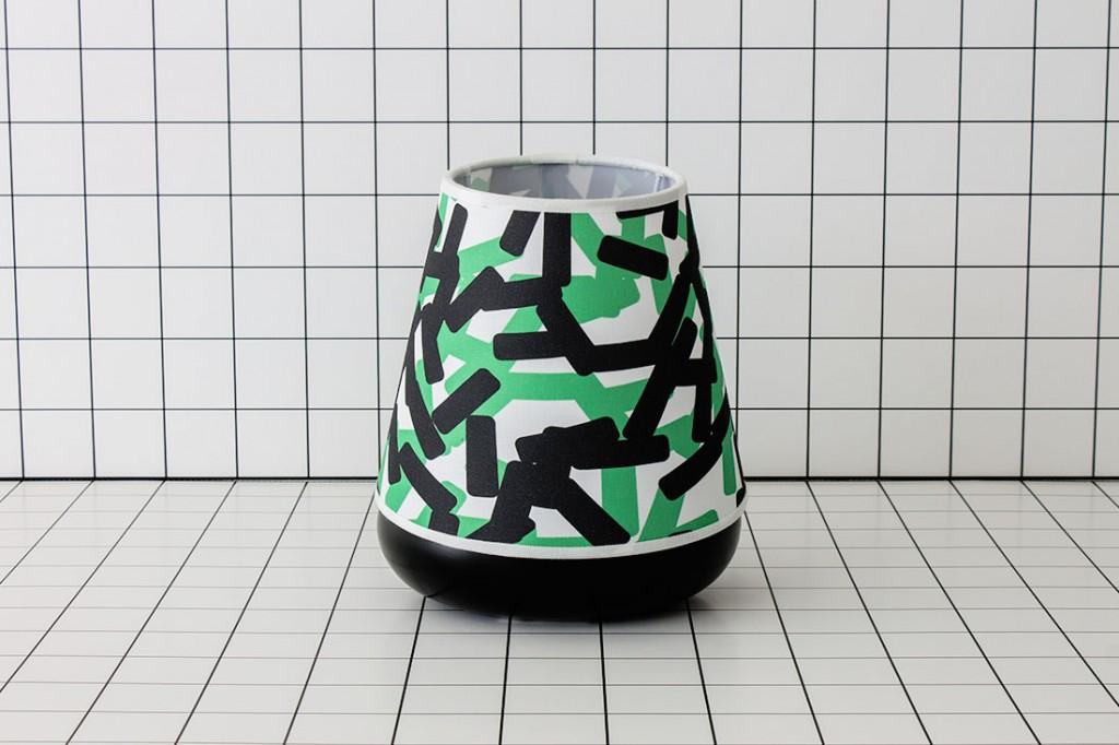 The Macarons Postmodern table lamp by Davide G. Aquini   Flodeau.com